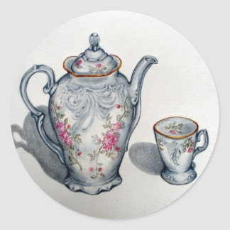 Grandmother's Tea STICKERS