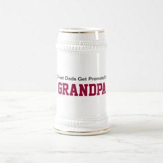 Grandpa 18 Oz Beer Stein