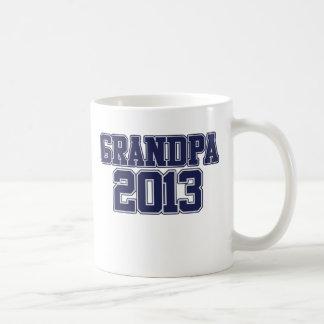 Grandpa 2013 coffee mug
