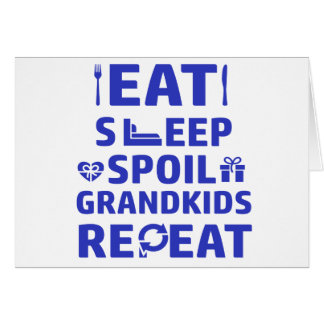 Grandpa and Grandma Card
