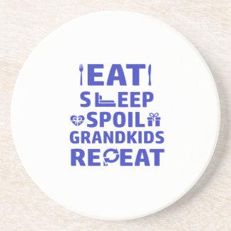 Grandpa and Grandma Coaster