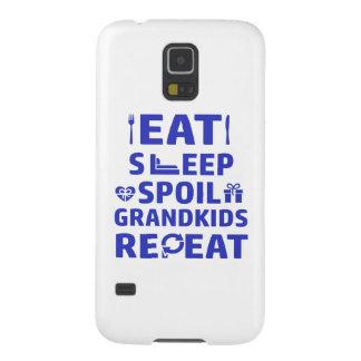 Grandpa and Grandma Galaxy S5 Case
