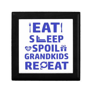 Grandpa and Grandma Gift Box