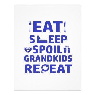 Grandpa and Grandma Letterhead