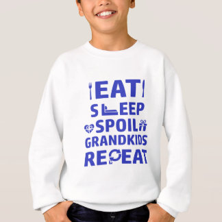 Grandpa and Grandma Sweatshirt