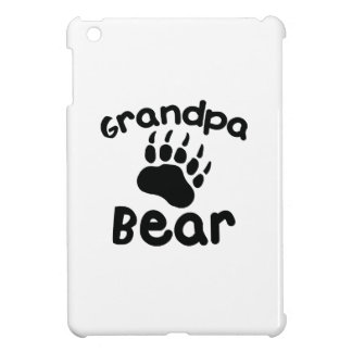 Grandpa Bear iPad Mini Case
