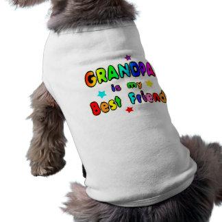 Grandpa Best Friend Doggie Tee