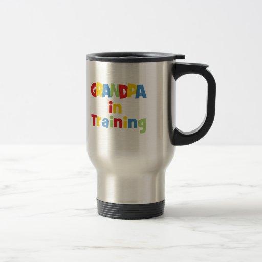 Grandpa Gifts Stainless Steel Travel Mug