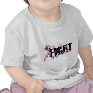 Grandpa Hero - Fight Breast Cancer T-shirt