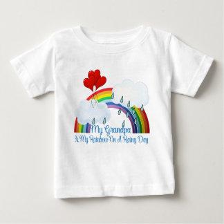 Grandpa Is My Rainbow Tshirts