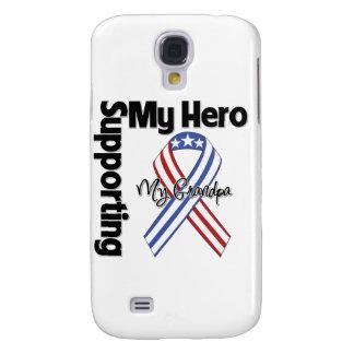 Grandpa - Military Supporting My Hero Galaxy S4 Case