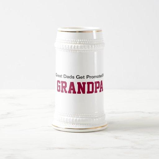 Grandpa Coffee Mugs