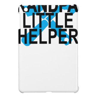 GRANDPA'S LITTLE HELPER . iPad MINI COVER