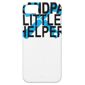 GRANDPA'S LITTLE HELPER . iPhone 5 COVER