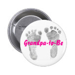 Grandpa-to-Be Buttons