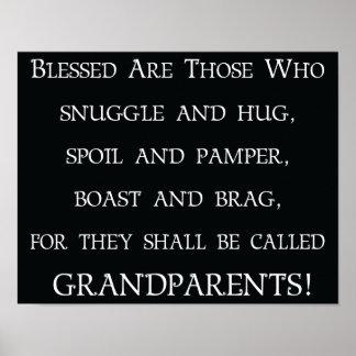 Grandparents Poster
