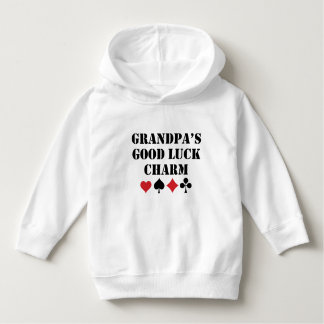 Grandpa's Good Luck Charm Hoodie