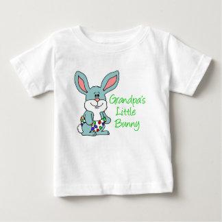 Grandpa's Little Bunny Baby T-Shirt