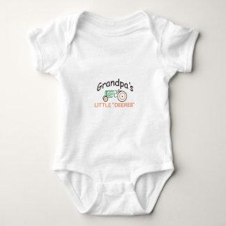 Grandpas Little Deeres Baby Bodysuit