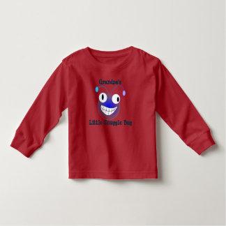 Grandpa's Little Snuggle Bug Toddler T-shirt