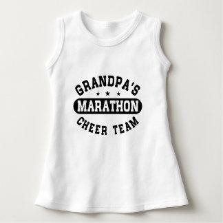 Grandpa's Marathon Cheer Team Dress