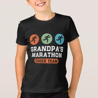 Grandpa's Marathon Cheer Team T-Shirt