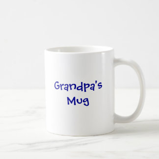 Grandpa's Mug ... Personalized photo mugs