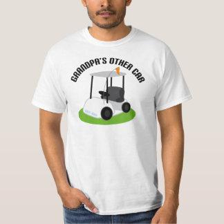 Grandpas Other Car (Golf Cart) T-Shirt