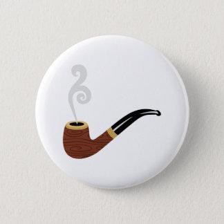 Grandpas PIpe 2 Inch Round Button