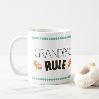 Grandpas Rule Coffee Cup