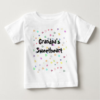 Grandpa's Sweetheart T-shirts