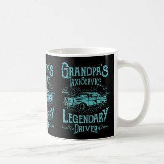 Grandpa's Taxi Service - Collector Mug
