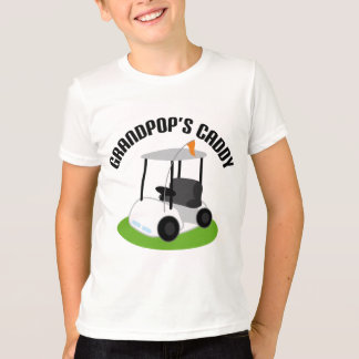 Grandpops Caddy T-Shirt