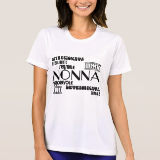 Grands-mères italiennes : Qualités T-shirt