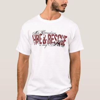 Grandson Hero - Fire & Rescue T-Shirt