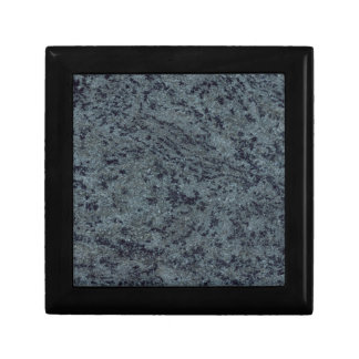 GRANITE BLUE-BLACK 2 TRINKET BOXES