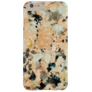 Granite Boulder Crystals Igneous Rock Grains Look Barely There iPhone 6 Plus Case