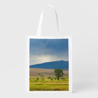 Granite County Montana Grocery Bag
