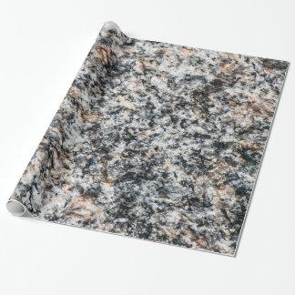 Granite - Hard Rock Wrapping Paper