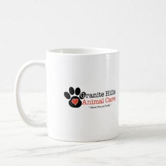 Granite Hills Animal Care Logo Mug