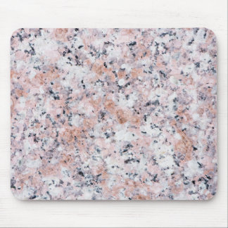 Granite pattern mouse pad