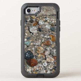 Granite Pebbles in Tenaya Lake Yosemite Nature OtterBox Defender iPhone 8/7 Case