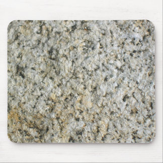 Granite Rock Macro Photography Mouse Pad