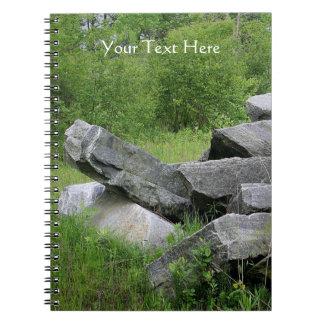 Granite Rocks Nature Notebooks