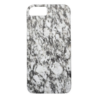 Granite texture | Background of marble in black Case-Mate iPhone Case