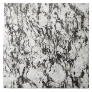 Granite texture | Background of marble in black Tile