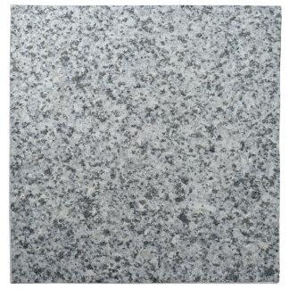 Granite texture napkins