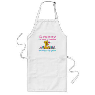 Granny Is My Name, Spoiling Is my Game Aprons
