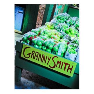 Granny Smith Postcard