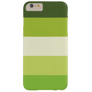 Granny Smith — Stripes Barely There iPhone 6 Plus Case